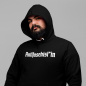 Preview: antifaschist antifaschistin antifaschist*in Hoodie 1