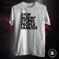 Mobile Preview: STOP - SHIRT