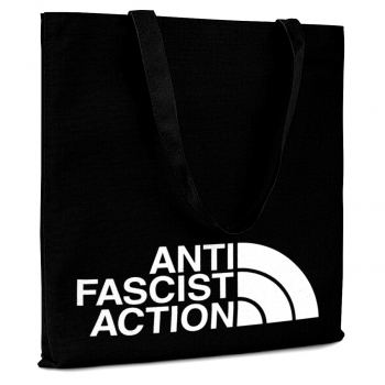 anti fascist action beutel tasche 1