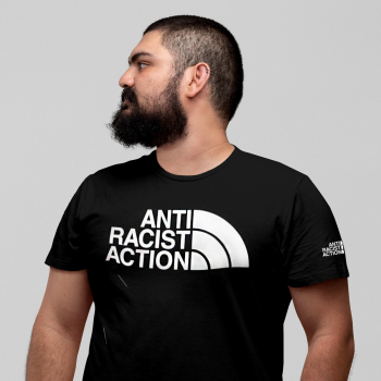 ANTI RACIST ACTION - SHIRT