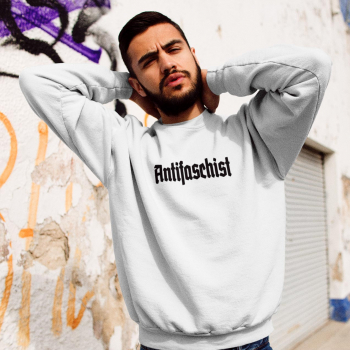 antifaschist antifaschistin antifaschist*in Sweater pullover 3