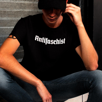 antifaschist antifaschistin antifaschist*in tshirt 5
