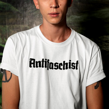 antifaschist antifaschistin antifaschist*in tshirt 1