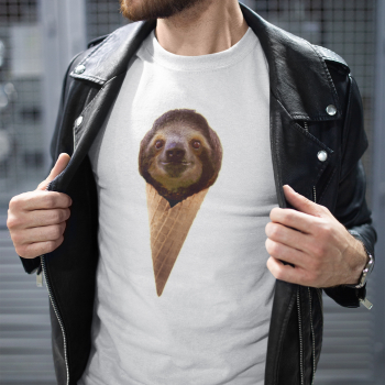 ICED SLOTH - SHIRT