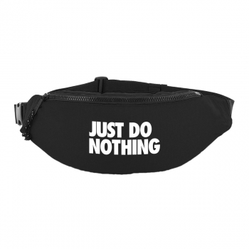 just do nothing breast bag hip bag fanny pack 1
