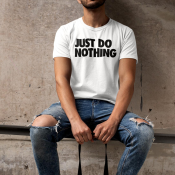 just do nothing shirt just do it nike tshirt