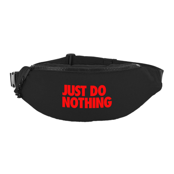 just do nothing breast bag hip bag fanny pack 2
