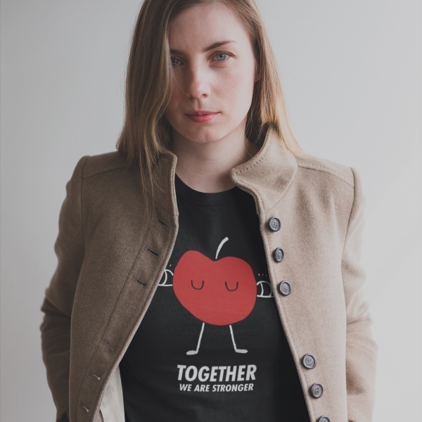 together we are stronger t-shirt tshirt shirt 3